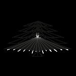 Glider: Landing projectile curve